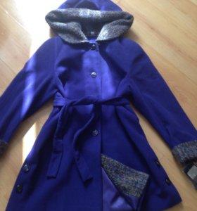Новое пальто 46-48р