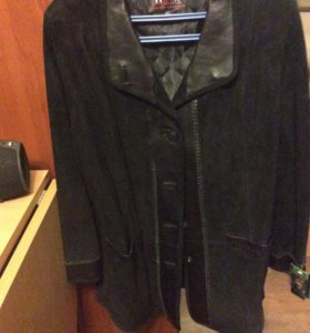 Куртка Нат замша