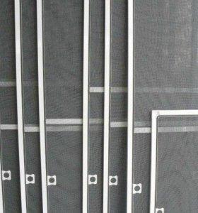 Москитная сетка от производителя. ремонт сеток