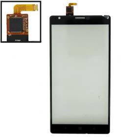 Тачскрин Nokia 1520 Lumia (черный)