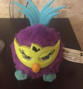 Интерактивная игрушка Furby baby мини от Hasbro