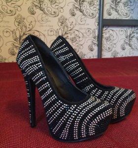 Туфли, новые, р 36