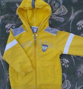 Спортивная куртка детская (на мальчика)