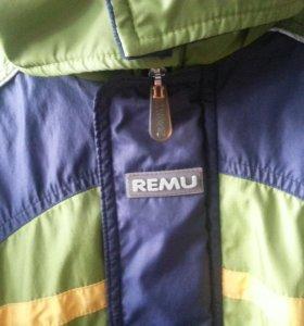 Куртка финская Remu зимняя