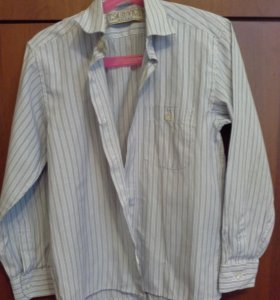 Рубашки рост122-30