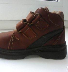 ботиночки на холодную весну, осень