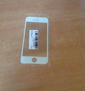 Новое стекло на айфон 5