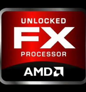 Новый Процессор FX 8 series
