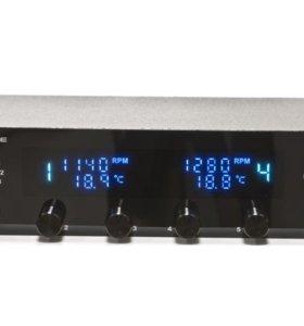 6-канальный контроллер вращения вентиляторов