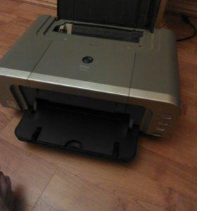 Принтер цветной струйный pixma