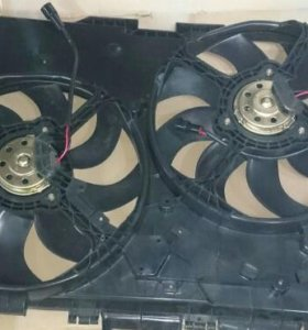 Вентилятор охлаждения Citroen / Peugeot / Fiat