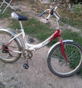 Велосипед 6ск