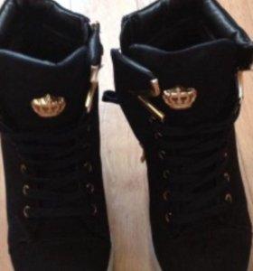 Ботинки зимние Keddo.