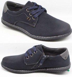 Туфли  на мальчиков