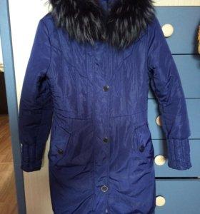 Пальто зимнее, 46 р-р