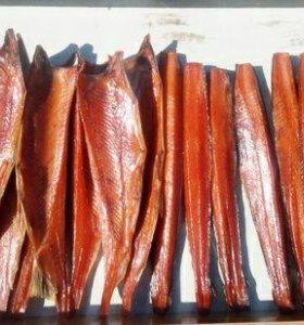 рыба вяленая,холодного копчения и др.