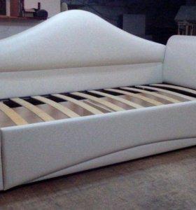Кровать односпальная с ящиком