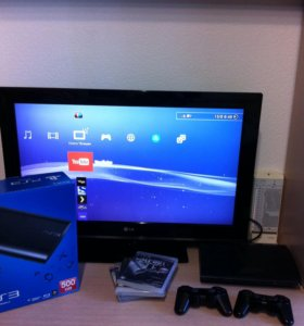Sony 3 super slim 500 gb