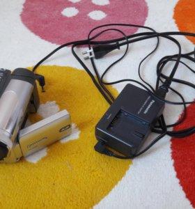 Видеокамера panasonic nv-gs35