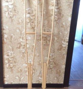 Костыли деревянные