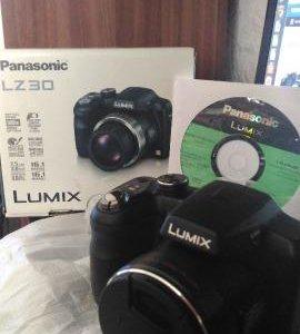 Фотоаппарат Panasonic Lumix LZ30