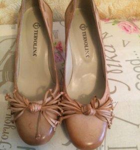 Новые туфли Терволина 38 размер
