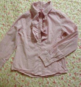 Блузка на 7 лет