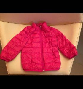 Куртка Benetton  1-2 года