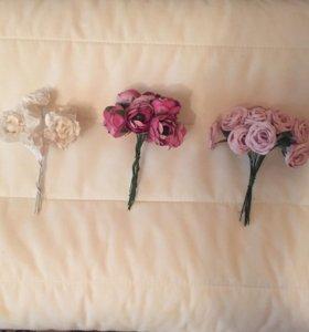 Цветы для поделок