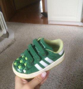 Детские кроссовки адидас adidas original