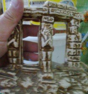 Аквариумная керамика.
