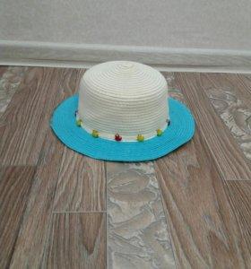 Шляпка детская.