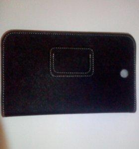 Чехол Lazarr Booklet Case чёрный для Lenovo A3500