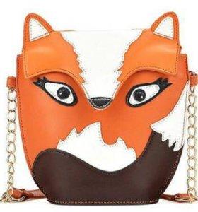 Новая сумка кожзам
