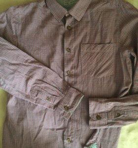 Рубашки на мальчика 8-10 лет, 140-146 см