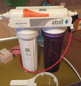 Фильтр для воды бытовой
