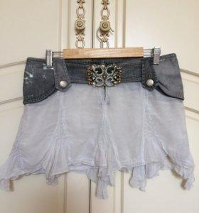 Красивая юбка Gizia