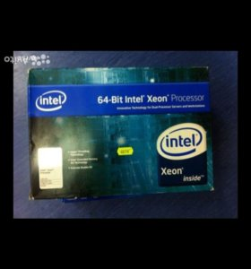 Процессор 64-Bit Intel Xeon Processor