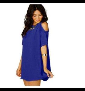 Платье + в подарок серьги пусеты