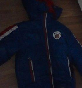 Детская куртка,осень