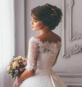 Свадебное платье Мегги, из коллекции Gabbiano