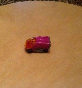Машинка разноцветная