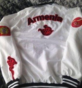 Классная Спортивная олимпийка  Armenia