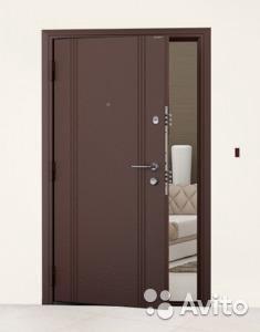 Металлические двери DoorHan
