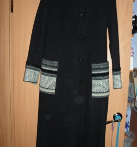 Пальто теплое. 44-46р-р
