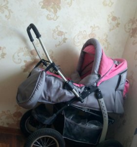 Детская коляска трансформер реал покупа торг