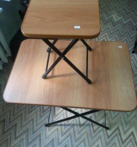 Стол и стул складной походный