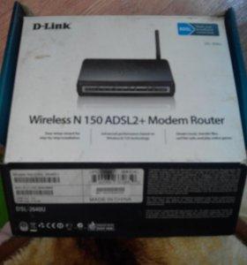 WIRELESS N 150 ADSL2+ MODEM ROUTER