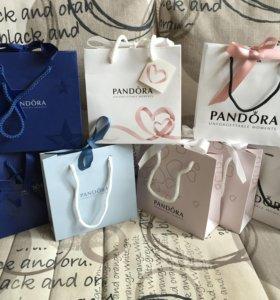 Новые упаковочки Пандора