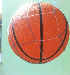 Мяч баскетбольный номер 7